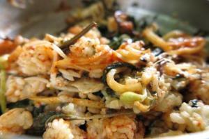 산채비빔밥,강원도 속초시,지역음식