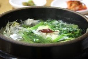 복어탕,전라남도 진도군,지역음식